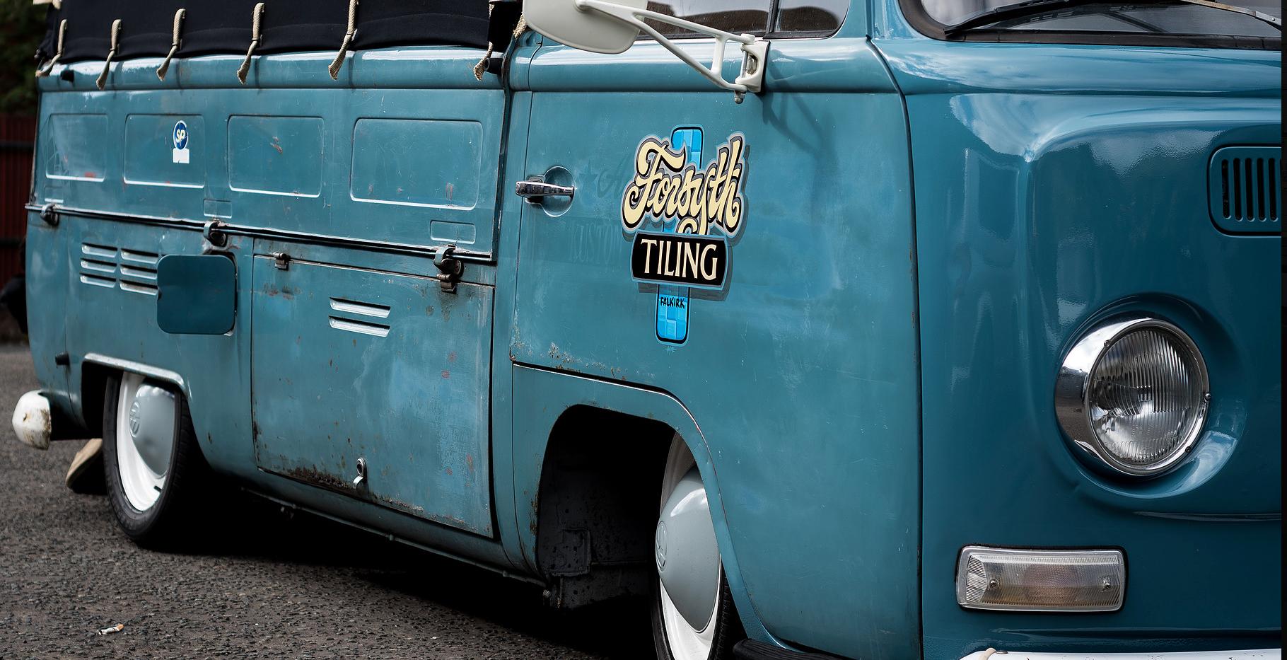 Vintage VW Pickup