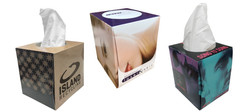 Custom Printed Tissue Boxes