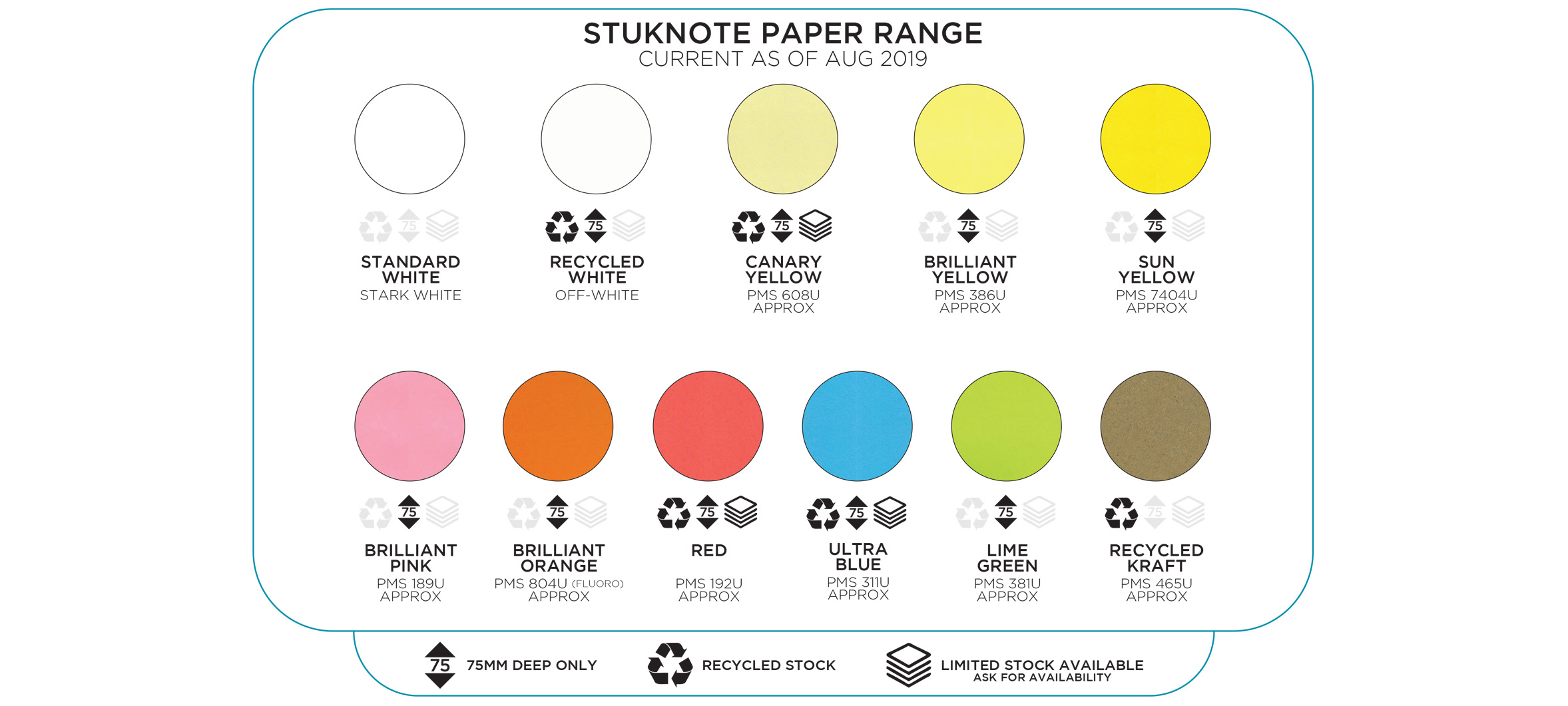 StukNotes-Colours
