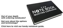 Notebook Quoting