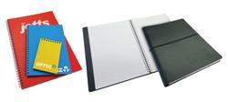 Wire-Bound Notebooks