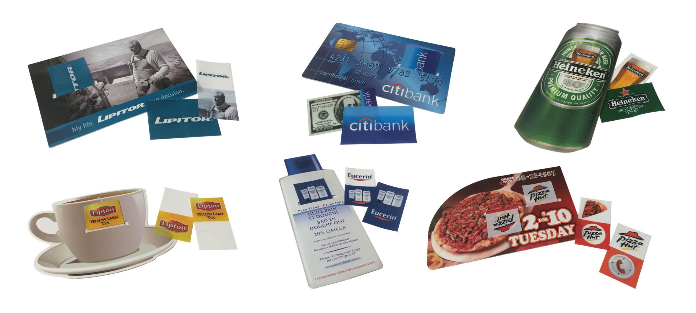Custom PET Marker Cards