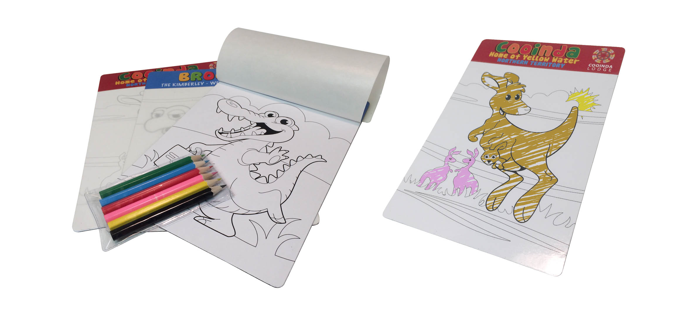 Colour-Your-Own Magnet