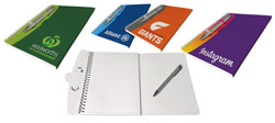 Two-Tone Notebooks