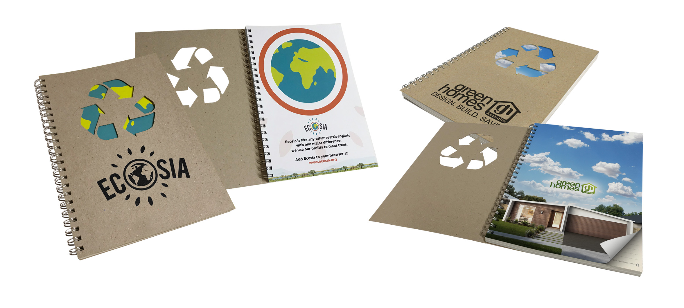 Eco Wiro Notebooks
