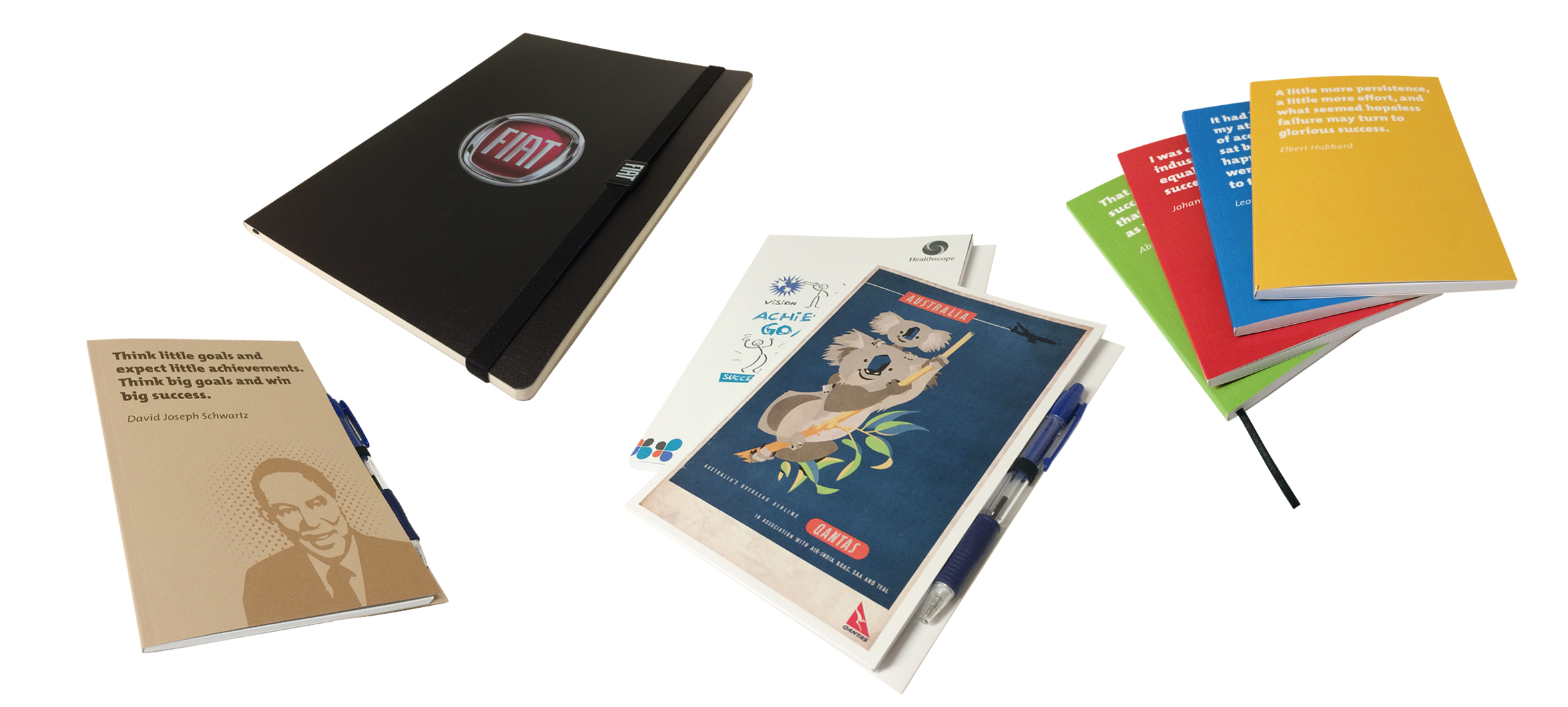 PUR Perfect-bound Note Books