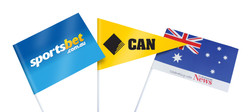 Handwaver Flags