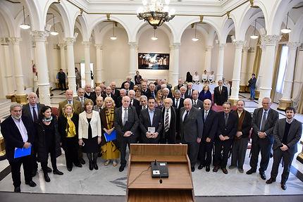 14_8_18 Homenaje a las Academias Naciona