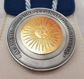 Medalla ANCEM