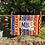 Thumbnail: TOALLA ZOOCALI PEQUEÑA (45 X 29.5 cm)