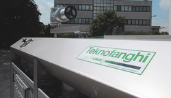 Teknobag-Draimad - Dewatering with draining bags