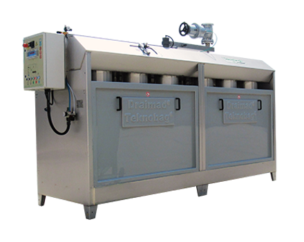 Modulare Filtersysteme mit Filtersäcken – Großer Wasserdurchsatz in Relation mit Energie Input – Wirtschaftlichkeit