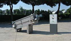 Scrupress - automatic screw press