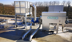 Scrufilter - continuos microfiltration