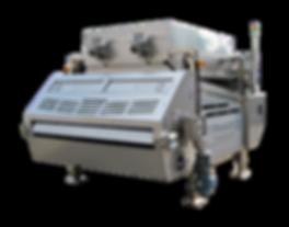 Предварительный сгуститель + Пресс для шлама, отличная комбинация в составе одного ленточного фильтр-пресса.