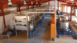 Monobelt - belt filter press plant