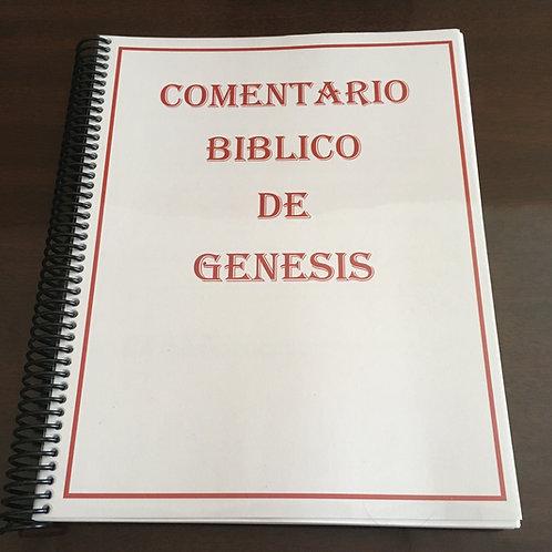 Comentario Bíblico de Genesis - Autor: Karina Guidi