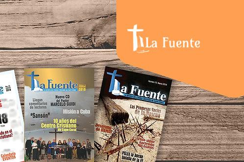 Paquete 12 revistas Evangelísticas