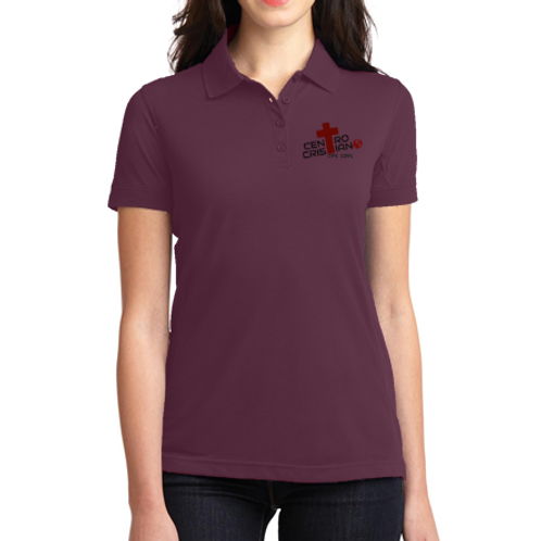 CCCC Polo for women