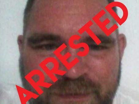 Wanted: Jeffrey Winston Forrest
