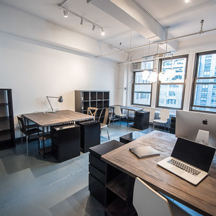 Seperate Shared Office Space