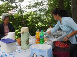 picnic in the Rain 009