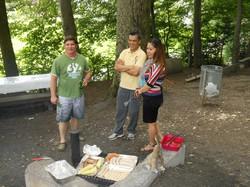 picnic in the Rain 030