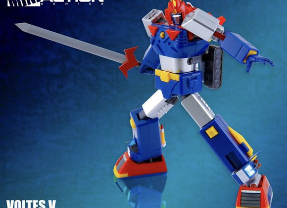 ACTION TOYS MINI ACTION SERIES 02 VOLTES