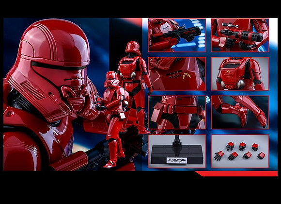 In Stock! Hot Toys MMS562 STAR WARS: THE RISE OF SKYWALKER 1/6 SITH JET TROOPER