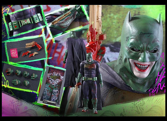 Hot Toys MMS384 SUICIDE SQUAD 1/6 THE JOKER (BATMAN IMPOSTER VERSION)