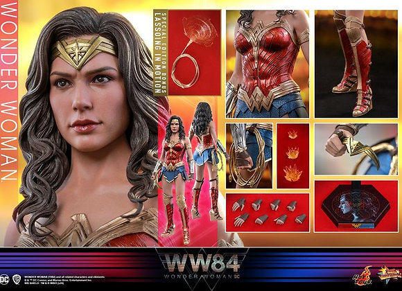 Hot Toys MMS584 WW1984 1/6 WONDER WOMAN SPECIAL EDITION