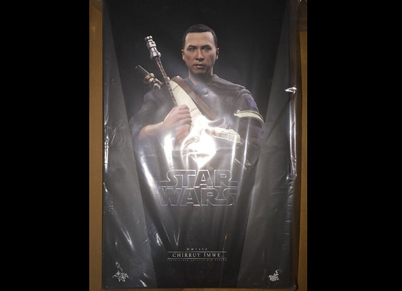 Hot Toys MMS403 ROGUE ONE: A STAR WARS STORY 1/6 CHIRRUT ÎMWE DELUXE VERSION