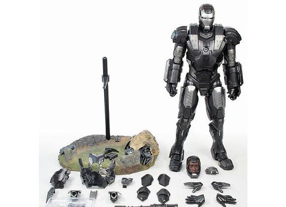 Hot Toys MMS331D13 IRON MAN 2 1/6 WAR MACHINE (Reissue) Pre-order
