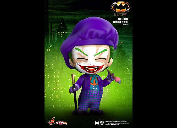 Hot Toys COSB712 BATMAN 1989 - THE JOKER LAUGHING VERSION COSBABY