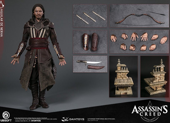 Damtoys DMS006 Assassin's Creed Aguilar 1/6 Figure
