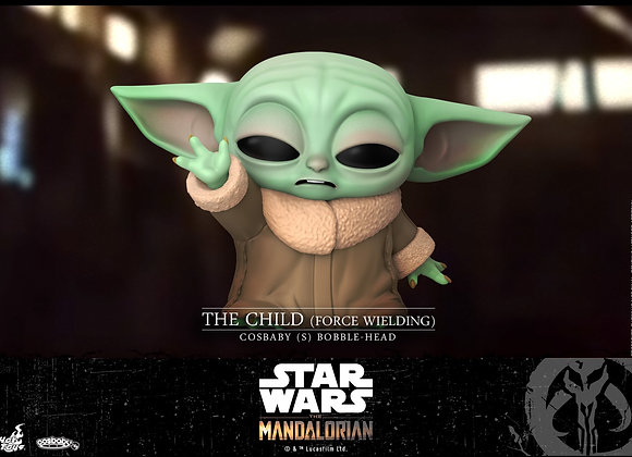 Hot Toys COSB744 THE CHILD (FORCE WIELDING) COSBABY