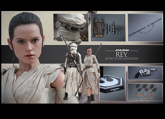 Hot Toys MMS336 STAR WARS: THE FORCE AWAKENS 1/6 REY