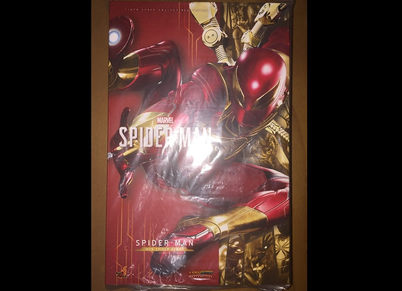 In Stock! Hot Toys VGM38 MARVEL'S SPIDER-MAN 1/6 SPIDER-MAN (IRON SPIDER ARMOR)