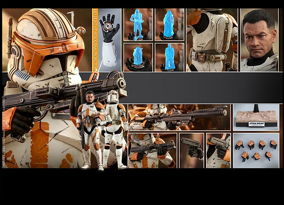 Hot Toys MMS524 STAR WARS EPISODE III REVENGE OF THE SITH 1/6 COMMANDER CODY