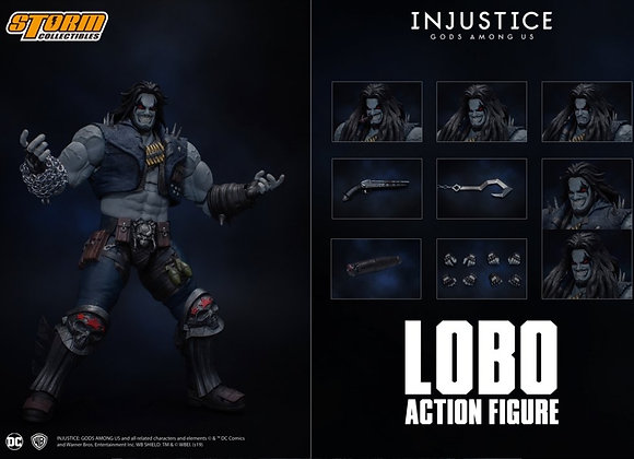 Storm Collectibles LOBO - INJUSTICE GODS AMONG US ACTION FIGURE