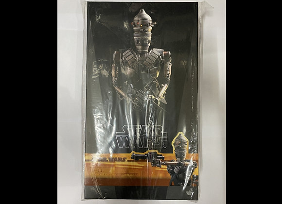 In Stock! Hot Toys TMS008 THE MANDALORIAN 1/6 IG-11