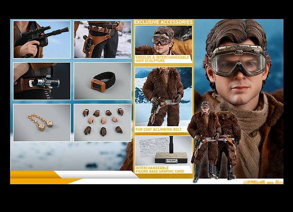 Hot Toys MMS492 SOLO: A STAR WARS STORY 1/6 HAN SOLO (DELUXE VERSION)