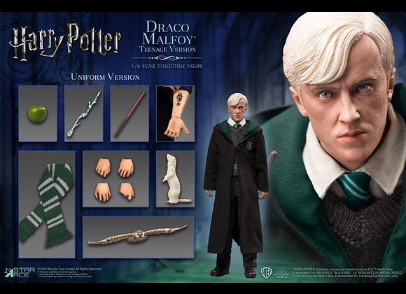 Star Ace SA0082 Harry Potter 1/6 Draco Malfoy Teenage Uniform Version