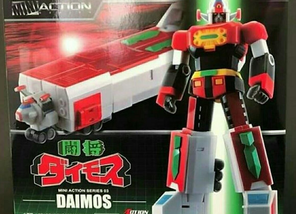 ACTION TOYS MINI ACTION SERIES 03 DAIMOS