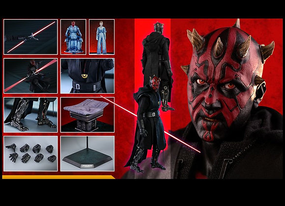 Hot Toys DX18 SOLO: A STAR WARS STORY 1/6 DARTH MAUL