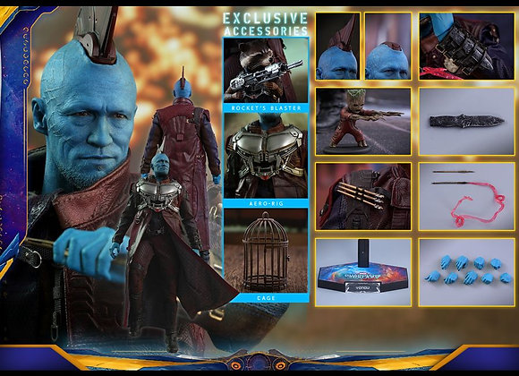 Hot Toys MMS436 GUARDIANS OF THE GALAXY VOL. 2 1/6 YONDU (DELUXE VERSION)