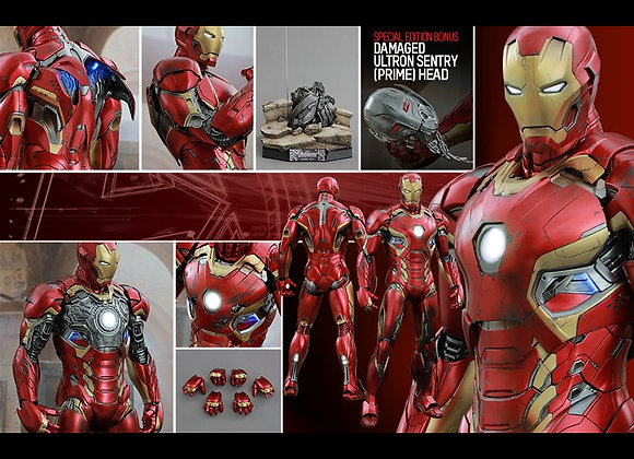 Hot Toys QS006 AVENGERS: AGE OF ULTRON 1/4 MARK XLV SPECIAL EDITION