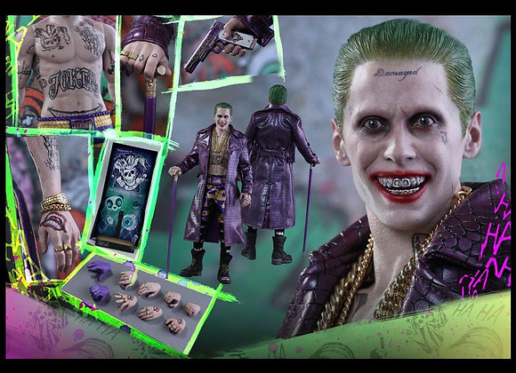 Hot Toys MMS382 SUICIDE SQUAD 1/6 THE JOKER (PURPLE COAT VERSION) REGULAR