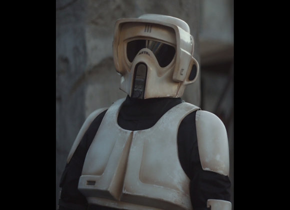 Hot Toys MMS611 STAR WARS: RETURN OF THE JEDI 1/6 SCOUT TROOPER