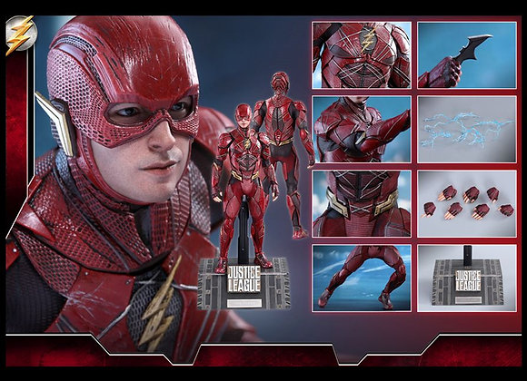 Hot Toys MMS448 JUSTICE LEAGUE 1/6 THE FLASH